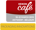 Ti takes a seat at Xeikon Café