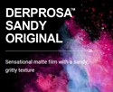 DERPROSA™ launches SANDY ORIGINAL