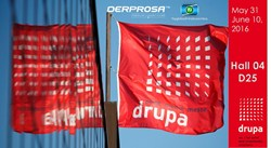 DERPROSA™ - Ti to Attend Drupa 2016